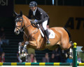 Eric Lamaze and Fine Lady 5 by Spruce Meadows Media Services